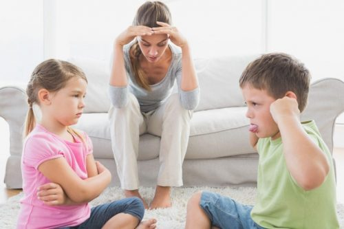 консултиране за родители. Семейство